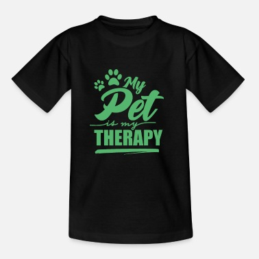 Pet Pet Pet Pet Pet - Teenage T-Shirt