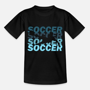 Football footballer - Teenage T-Shirt