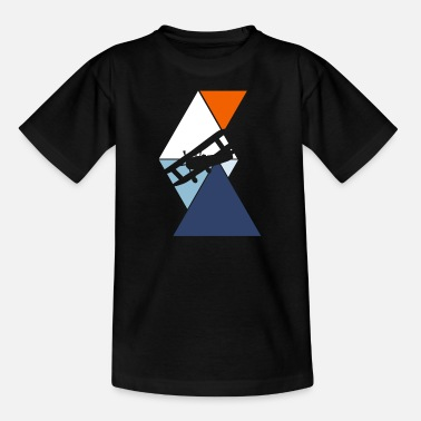 Flug Flug - Teenager T-Shirt
