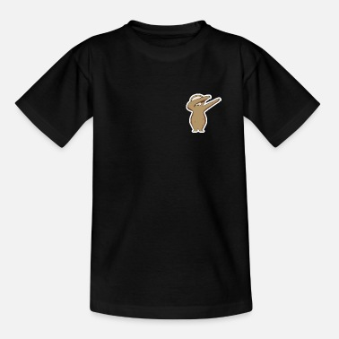 Dier luiaard - Teenager T-shirt