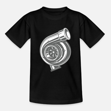 Tuning Tuning - Teenage T-Shirt