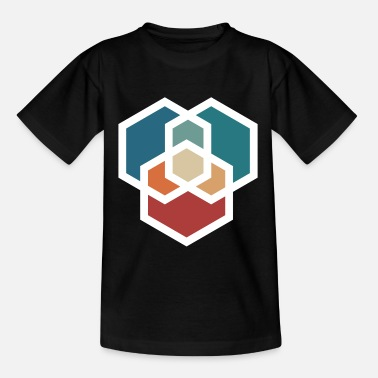 Geometry geometry - Teenage T-Shirt