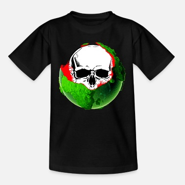Our Planet Is Dying - Teenager T-Shirt