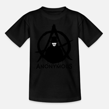 Anonymous Anonymous A 2c - Teenage T-Shirt