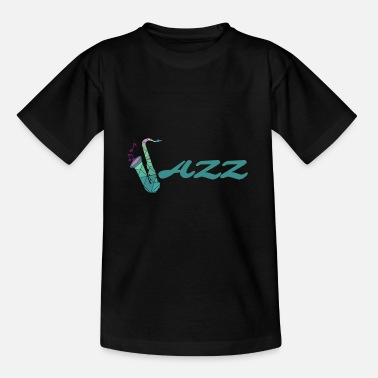 Jazz jazz - T-shirt teenager