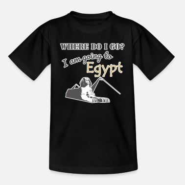 Old Egypt Trip to Egypt - Teenage T-Shirt