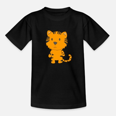 Kleiner Tiger Kleiner Tiger - Teenager T-Shirt