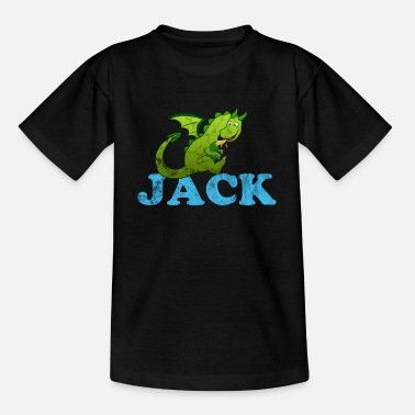Jacked Jack - Teenage T-Shirt