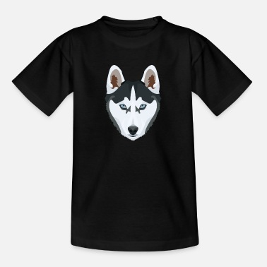 Husky Husky - Teenage T-Shirt