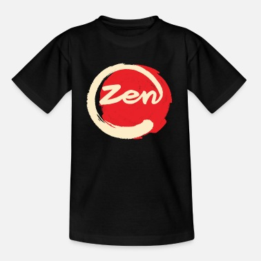 Zen Zen - Teenager T-Shirt