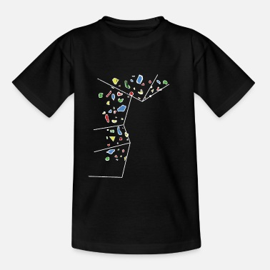 Bouldering bouldering - Teenage T-Shirt