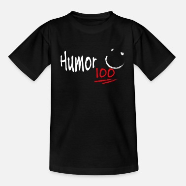Humour Pen Paper Humor 100 - Teenage T-Shirt
