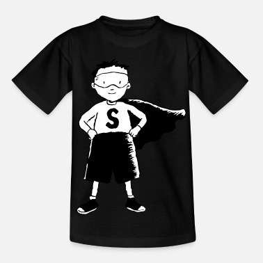 Kinder &amp Super Kind - Teenager T-Shirt