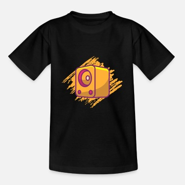 Subwoofer Subwoofer, gave speaker basmuziekgeluid - Teenager T-shirt