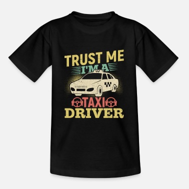 I Am Gaming I Am A Taxi Driver Gift - Teenage T-Shirt