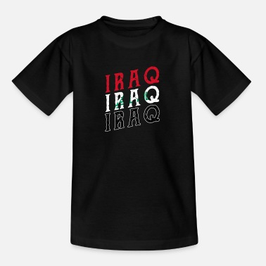 Irak Irak - Teenager T-Shirt