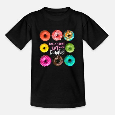 Donut Donuts - Teenager T-Shirt