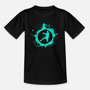 Handball handball - Teenager T-Shirt