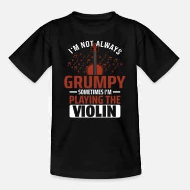 Violin Violin violin - Teenage T-Shirt