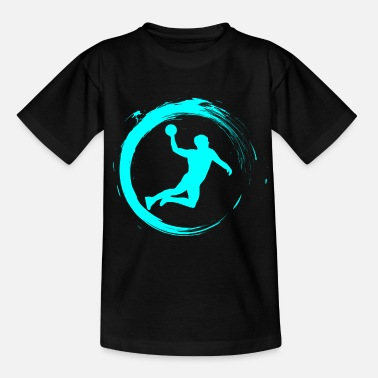 Handball Handballer - Teenager T-Shirt