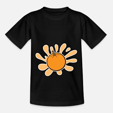 Orange Orange - Teenager T-Shirt