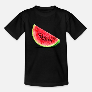 Watermeloen stijl - Teenager T-shirt