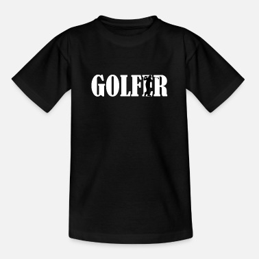 Golf Clubs Golf Golfing Golf Club Golf Clubs - Teenage T-Shirt