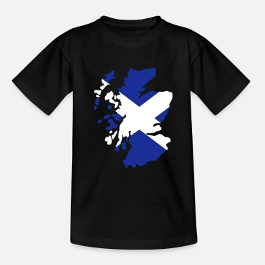 Scotland Scotland - Teenage T-Shirt