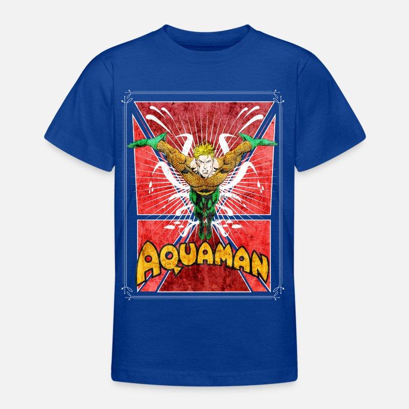 Aquaman T skjorte for Tenåring Tenårings T skjorte | Spreadshirt