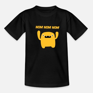 Nom Mr. nom nom nom - T-shirt Ado