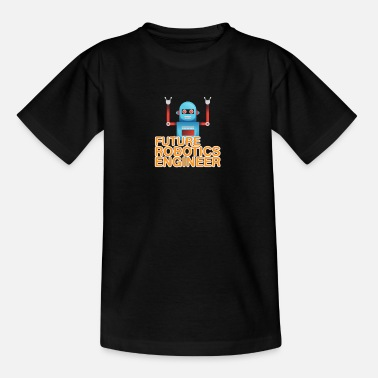Pc Toekomstige robotica-ingenieur - robots - Teenager T-shirt