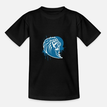 lion - Teenage T-Shirt