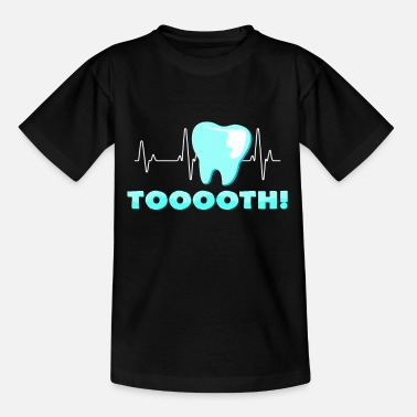Tooth tooth - Teenage T-Shirt