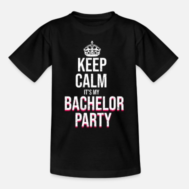 Bachelor Bachelor bachelor party bachelor party - Teenage T-Shirt