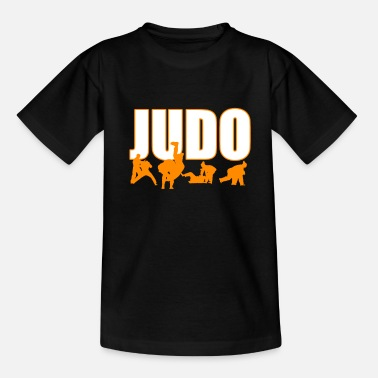 Judo Judo - Teenager T-Shirt