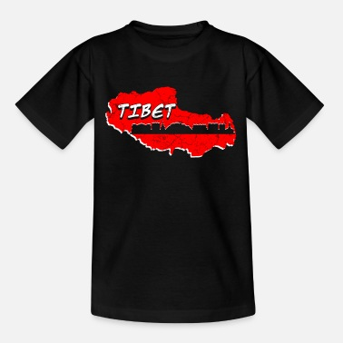 Tibet Tibet - Teenage T-Shirt