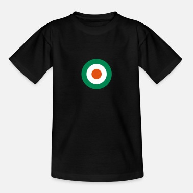 Patricks Irland Mod Target Ireland St. Patricks Day - T-shirt Ado