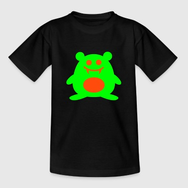 Vampire Hamster - Teenage T-shirt