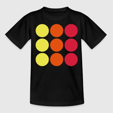 dots - Teenage T-shirt