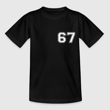 67 - Teenage T-shirt