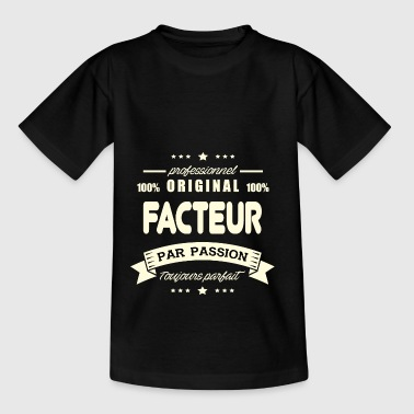 Facteur Original - T-shirt Ado
