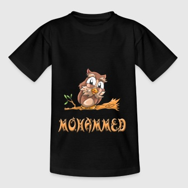 Eule Mohammed - Teenager T-Shirt