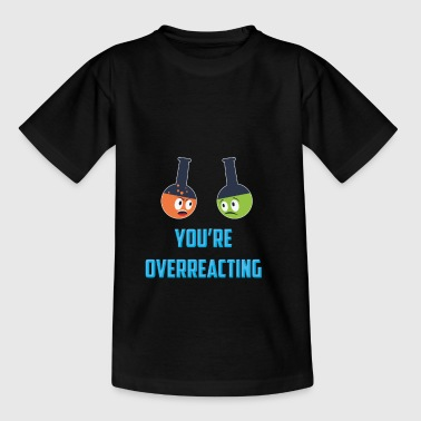 VOUS Overreacting - T-shirt Ado