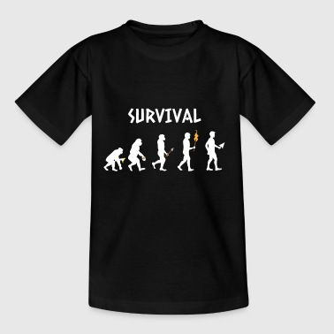 Geek - Evolution - Gamer - Funny - Gift - Teenage T-shirt