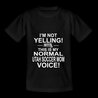 im not yelling copy - T-shirt Ado