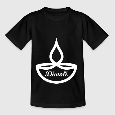 Diwali, Divali, Dipavali, Festival of Lights, Gift - Teenage T-shirt