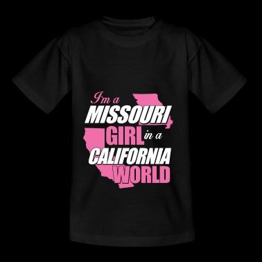 Im a missouri girl copy - T-shirt Ado