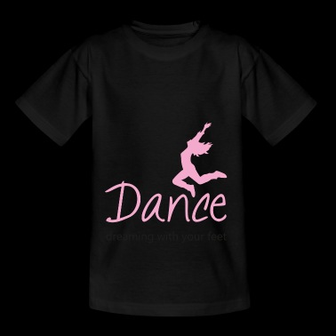 dans - Teenager T-shirt