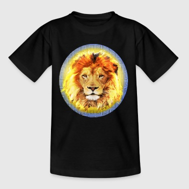 Lion Insignien - Teenager T-Shirt