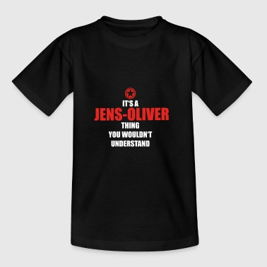 Gift it sa thing birthday understand JENS OLI - Teenage T-shirt